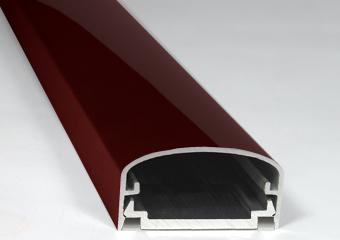 design aluminium kabelkanal big mouth 50cm hochglanz. Black Bedroom Furniture Sets. Home Design Ideas